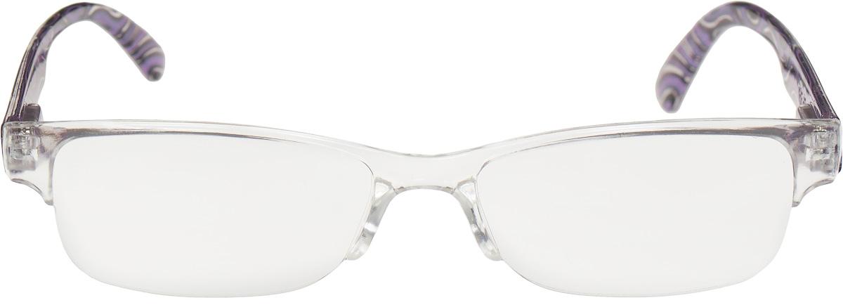 Proffi Home Очки корригирующие (для чтения) 363 Fabia Monti +1.50, цвет: прозрачныйPH5667Корригирующие очки, это очки которые направлены непосредственно на коррекцию зрения. Готовые очки для чтения с минусовыми и плюсовыми диоптриями (от -2,5 до + 4,00), не требующие рецепта врача. За счет технологически упрощенной конструкции и отсуствию этапа изготовления линз по индивидуальным параметрам - экономичный готовый вариант для людей, пользующихся очками нечасто, в основном, для чтения.