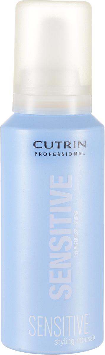 Cutrin Пенка сильной фиксации Fragrance Free Styling Mousse Strong, без отдушки, 100 мл12692Не содержит спирт. Идеально подходит для создания пластичных причесок. Содержит пантенол, оказывающий ухаживающий и увлажняющий эффект. Защищает волосы от высоких температур при сушке феном, придает блеск, снимает статическое электричество. За счет отсутствия отдушки не оказывает раздражающего воздействия на органы дыхания.