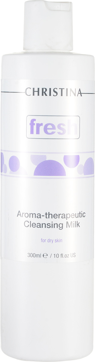 Christina Арома-терапевтическое очищающее молочко для сухой кожи Fresh Aroma Therapeutic Cleansing Milk for dry skin 300 мл [vk] imported quality goods grayhill band switch 09my26039 1 06n gear 1 knife 6 files gold plated feet