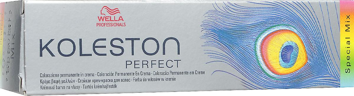 Wella Краска для волос Koleston Perfect, оттенок 0/66, Фиолетово Интенсивный, 60 мл81276582/00300066/9019096Wella KOLESTON PERFECT 0/66 фиолетово интенсивный предназначена для того, чтобы волосы обрели новый насыщенный и натуральный цвет, не страдая при этом. Новая разработка немецких ученых позволит сохранить хорошее внешнее состояние волос: блеск, упругость, отсутствие секущихся кончиков. Преимущество краски заключается в том, что она имеет минимальное количество вредных компонентов, а комплекс активных гранул защищает и укрепляет волосы. В составе также имеются липиды, которые придают волосам дополнительного объема без утяжеления. Молекулы и активатор играют не менее важную роль в составе. Они укрепляют корни волос, ведь именно они максимально нуждаются в питании и восстановлении. Краска имеет нежный аромат, который не вызывает аллергических реакций. Она хорошо подходит всем видам волос. Текстуру смешивают с эмульсией для достижения лучшего результата.