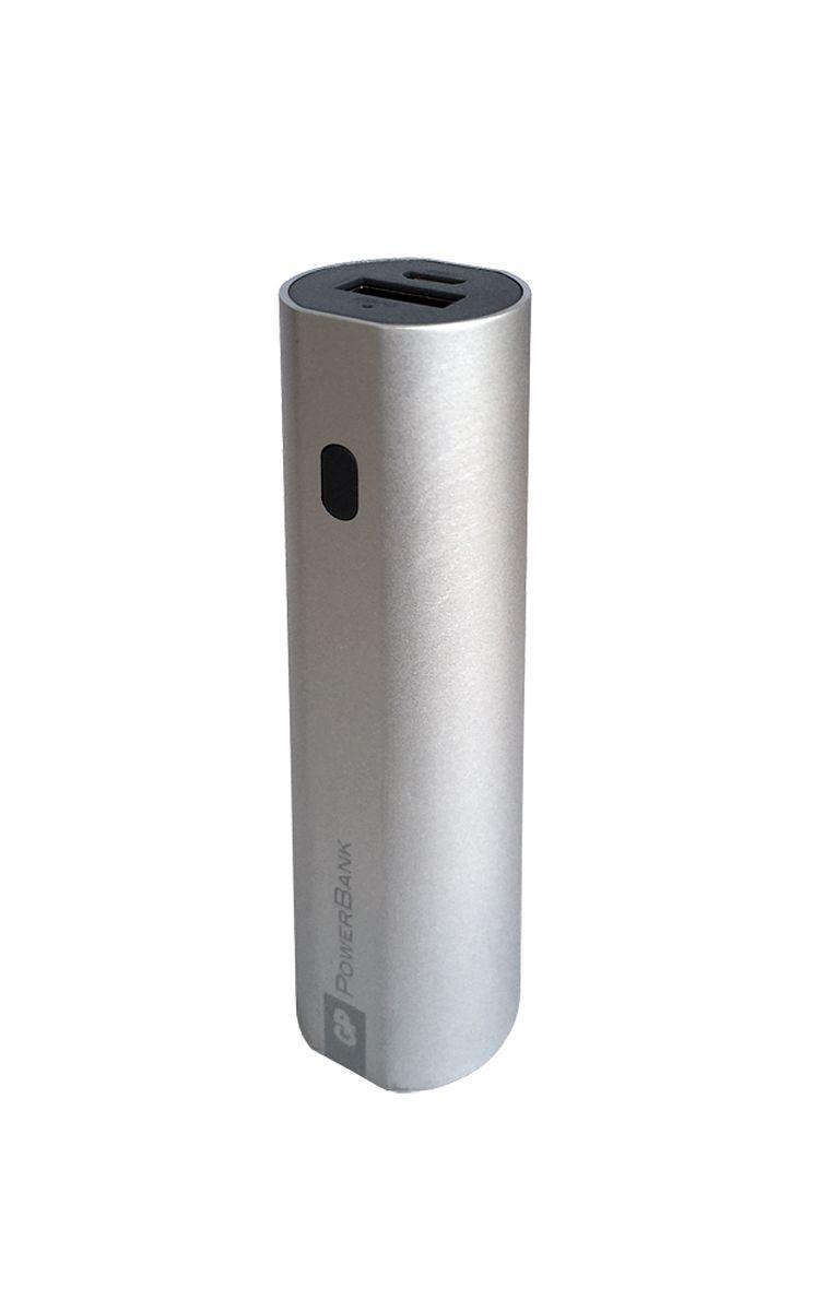 GP GPFN03MSE-2CRB1, Silver внешний аккумулятор (3000 мАч)