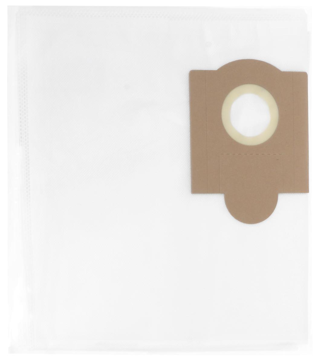 Filtero KRS 30 Pro комплект пылесборников для промышленных пылесосов, 5 штKRS 30 (5) ProМешки для промышленных пылесосов Filtero KRS 30 Pro, трехслойные, произведены из синтетического микроволокна MicroFib. Прочность синтетических мешков Filtero KRS 30 Pro превосходит любые бумажные мешки-аналоги, даже если это оригинальные бумажные мешки всемирно известных марок. Вы можете быть уверены: заклепки, гвозди, шурупы, битое стекло, острые камни и прочее не смогут прорвать мешки Filtero Pro. Мешки Filtero Pro не боятся влаги, и даже вода, попавшая в мешок, не помешает вам произвести качественную уборку! Мешки Filtero Pro предназначены для уборки пыли класса М.Подходят для следующих моделей пылесосов:BORT:BSS 1230HITACHI:WDE 3600KRESS:1200 NTX EA NTS 1100