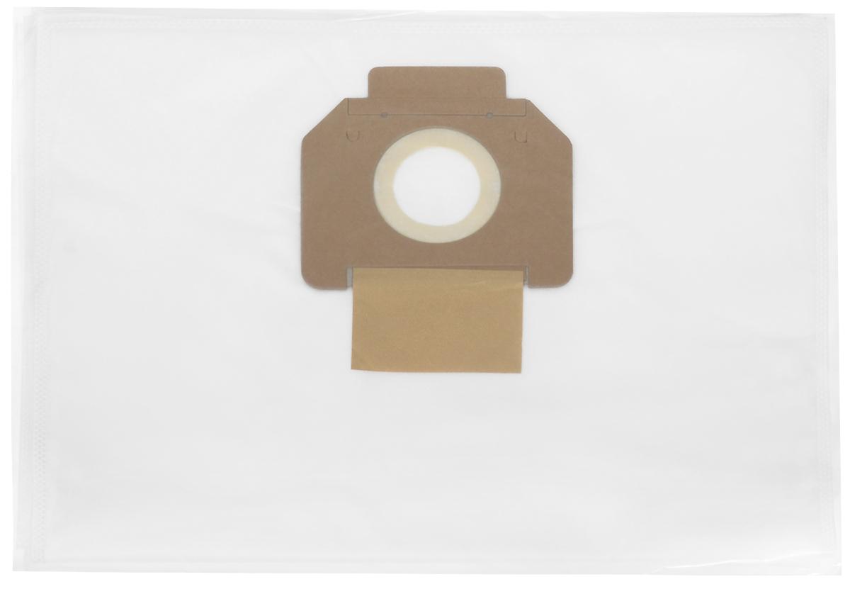 Filtero KAR 30 Pro комплект пылесборников для промышленных пылесосов, 5 шт строительный пылесос dewalt dwv 902 l