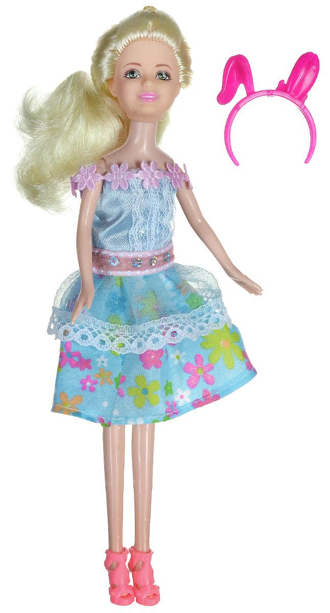 Shantou Кукла Ardana цвет платья голубой