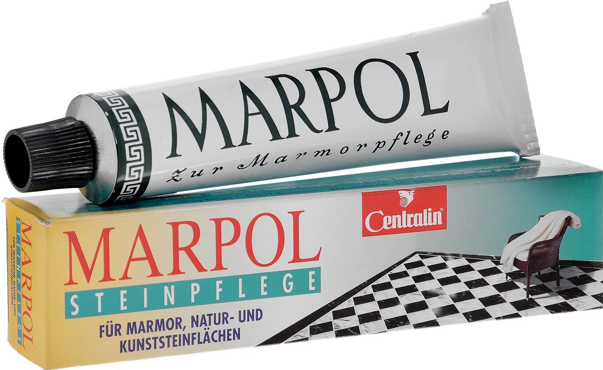 Средство ухода за мраморными поверхностями Centralin Marpol, 100 мл440001Средство Centralin Marpol незаменимо при уходе за мраморными и другими каменными отшлифованными поверхностями. Придает ухоженный вид, защищает от влаги и создает превосходный глянец.Не имеет неприятного запаха и не содержит вредных веществ. Характеристики: Объем: 100 мл. Размер упаковки: 17,5 см х 4,5 см х 3,5 см. Изготовитель: Германия. Артикул: 440001. Товар сертифицирован.