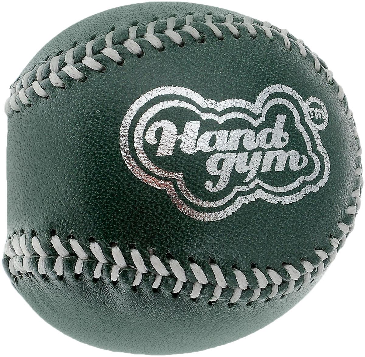 Эспандер кистевой HandGum  HandGym , цвет: зеленый, диаметр 5 см - Мини-тренажеры