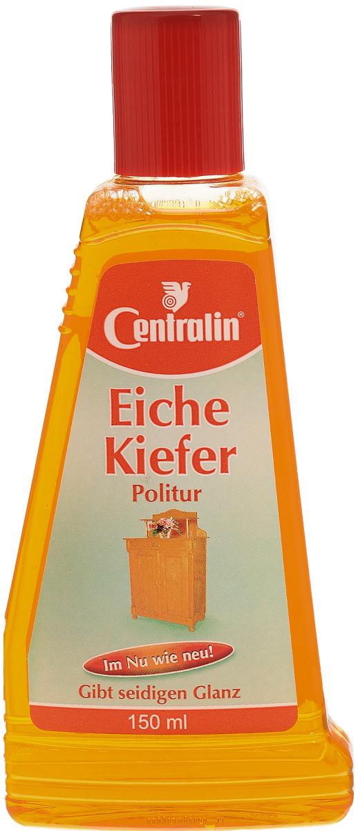 Полироль для мебели Centralin , 150мл172001Полироль для мебели Centralin специально разработано для идеального ухода за мебелью из натурального дерева (сосны, дуба) любого цвета: светлого, темного. Не рекомендуется использовать для матового дерева.Придает шелковый блеск и ванильный аромат обрабатываемым поверхностям. Характеристики: Объем: 150 мл. Изготовитель: Германия. Товар сертифицирован.