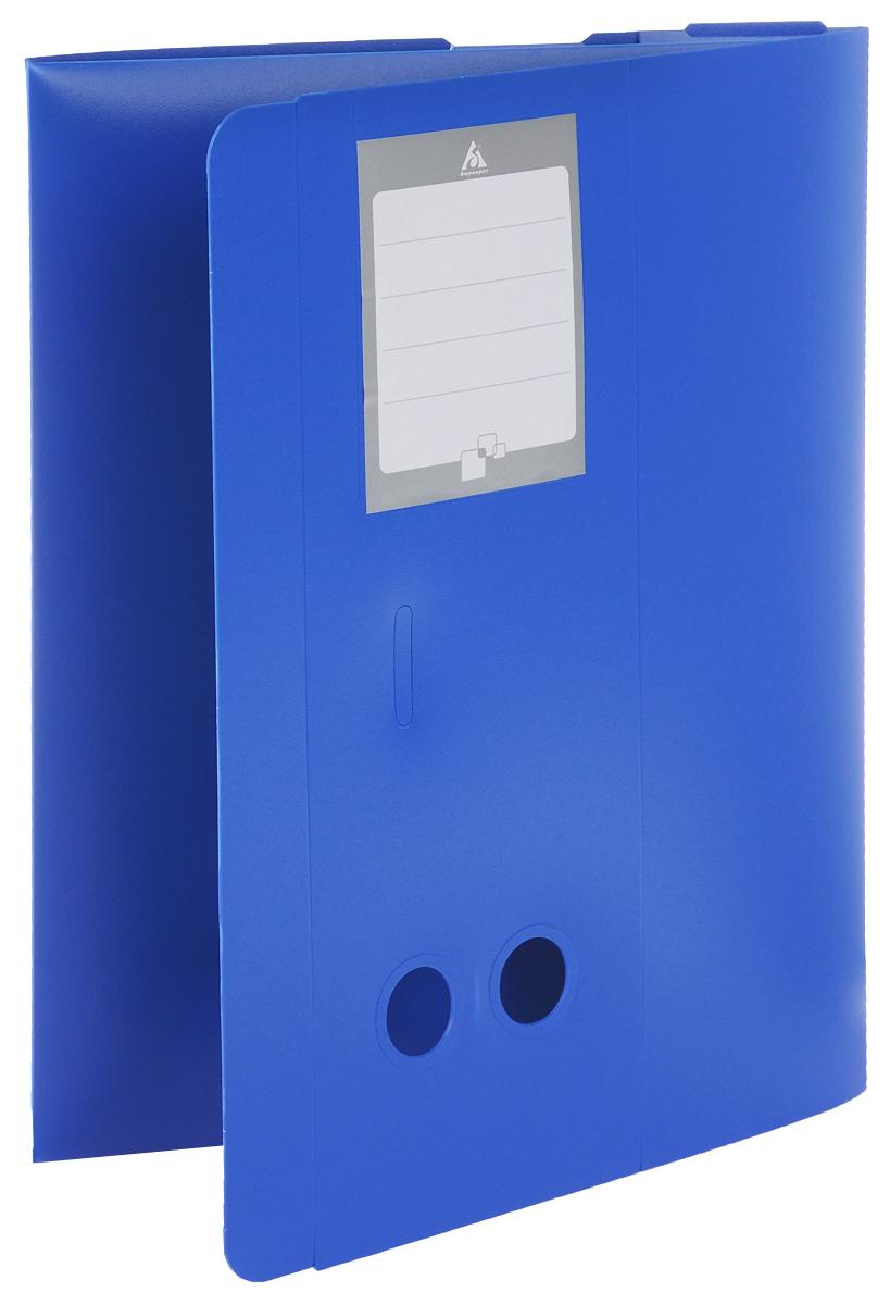 Бюрократ Архивный короб цвет синий 816197816197Архивный короб Бюрократ очень удобный и прочный аксессуар для хранения листов и документов формата А4. Папка закрывается на удобную вырубную застежку и имеет два стикера для записи, на абзаце и сбоку. Для удобства извлечения папки с места хранения на двух торцевых сторонах предусмотрены круглые отверстия. Короб выполнен из прочного пластика толщиной 0,8 мм. Архивный короб Бюрократ поможет вам красиво и правильно организовать хранение документов.