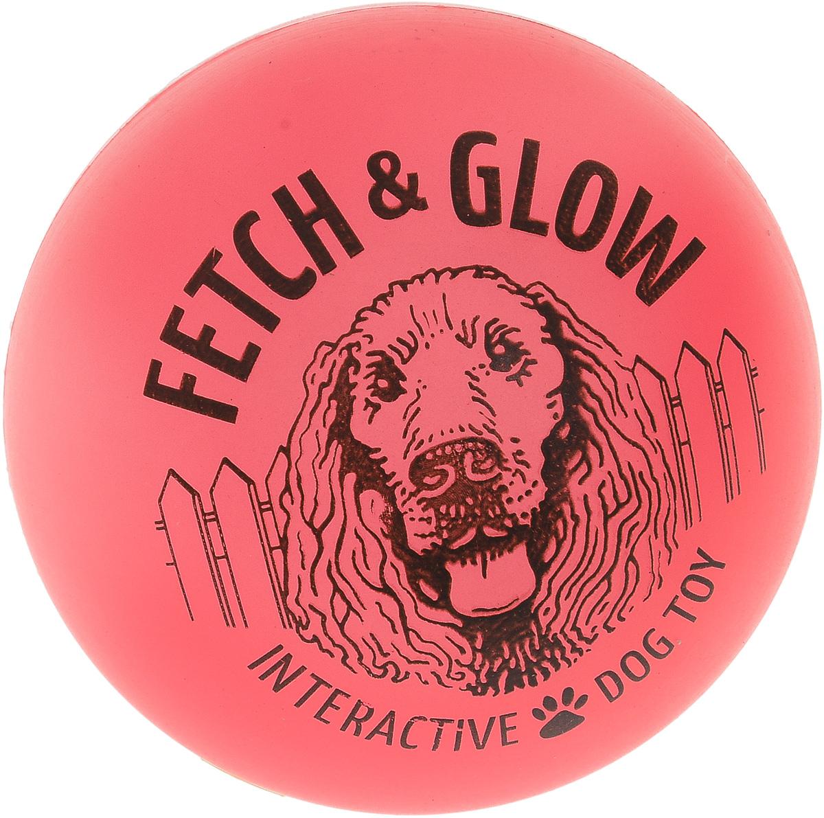 Светящийся мяч, красный (светится при ударе)6054Вы теряете собачьи игрушки на прогулках в темное время суток? Ваша собака зашла в кусты и вечером ее плохо видно? Теперь есть решение этих проблем! Аксессуары для собак компанииAmerican Dog Toys светятся в темноте!