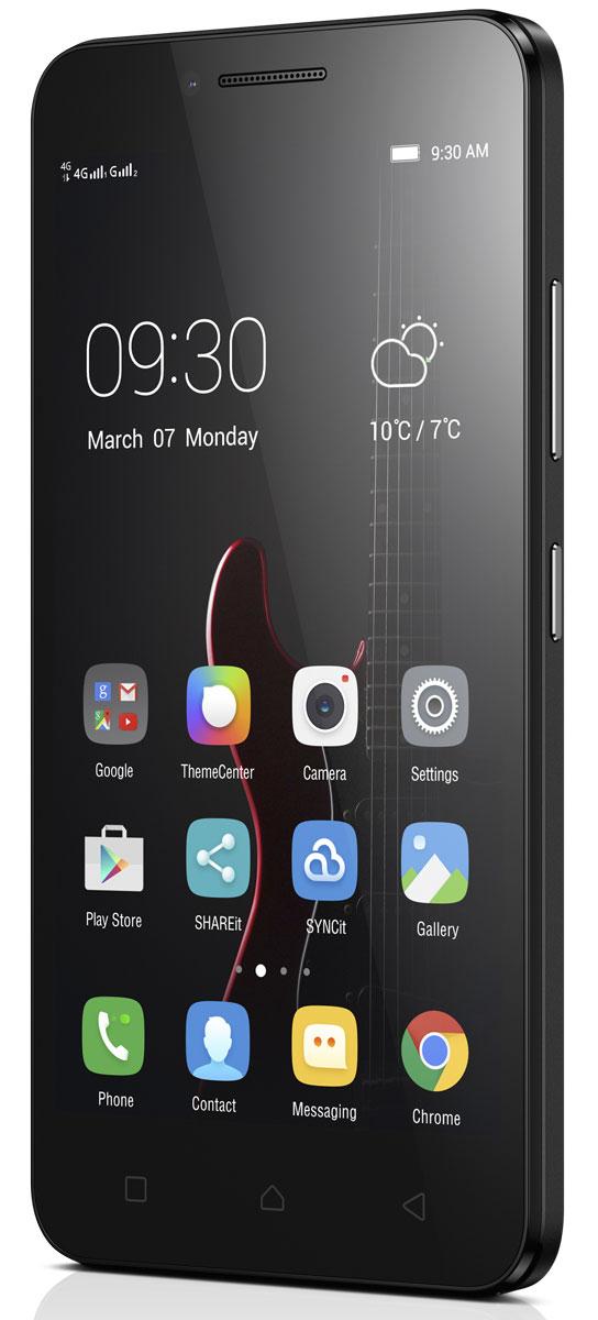Lenovo Vibe C (A2020a40), BlackPA300066RUНепревзойденная скорость сетей 4G LTE. Стабильная работа с четырехъядерным процессором. И яркий пятидюймовый дисплей. С такими характеристиками Lenovo Vibe C отлично подойдет тем, кто ищет широкие мультимедийные возможности по доступной цене. Смартфон также оснащен съемным аккумулятором. Когда твой аккумулятор сядет, просто вставь запасной с полным зарядом и продолжай заниматься своими делами.Неважно, смотришь ли ты фильм в поездке или общаешься с друзьями в сети — пятидюймовый экран обеспечивает высокую четкость изображения в любой ситуации. Lenovo Vibe C удобно лежит в руке и легко помещается в кармане.Lenovo Vibe C поддерживает множество различных средств коммуникации — Bluetooth, Wi-Fi, GPS, а также сети LTE (4G), благодаря чему обеспечивается высокая скорость передачи данных. Ты сможешь скачивать файлы со скоростью до 150 Мбит/с, а загружать — со скоростью до 50 Мбит/с. В результате этого ты получаешь мгновенный доступ в мир онлайн.С Lenovo Vibe C играть, смотреть видео и прослушивать музыку стало проще. Благодаря четырехъядерному процессору Qualcomm Snapdragon смартфон обеспечивает быструю работу даже самых ресурсоемких приложений.Если встроенной памяти окажется недостаточно для твоей музыки и цифровых файлов, установи карту MicroSD и получи еще до 32 ГБ.У съемных аккумуляторов много преимуществ. Например, если батарея твоего Lenovo Vibe C сядет, ты сможешь без труда заменить ее запасной с полным зарядом. И продолжить развлекаться.С версией Android 5.1 ты всегда будете в курсе событий, сможете общаться с друзьями и даже экономить при этом заряд аккумулятора. В этой версии повышена степень защиты персональных данных и добавлены новые возможности.Несмотря на невысокую цену Lenovo Vibe C оснащен двумя камерами высокого разрешения, которые позволят тебе делать отличные фотографии и селфи-снимки.Телефон сертифицирован EAC и имеет русифицированный интерфейс меню и Руководство пользователя.