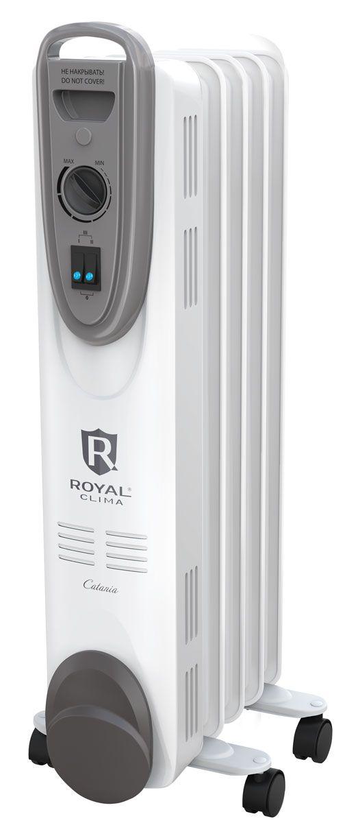Royal Clima ROR-С5-1000M масляный радиаторROR-С5-1000M