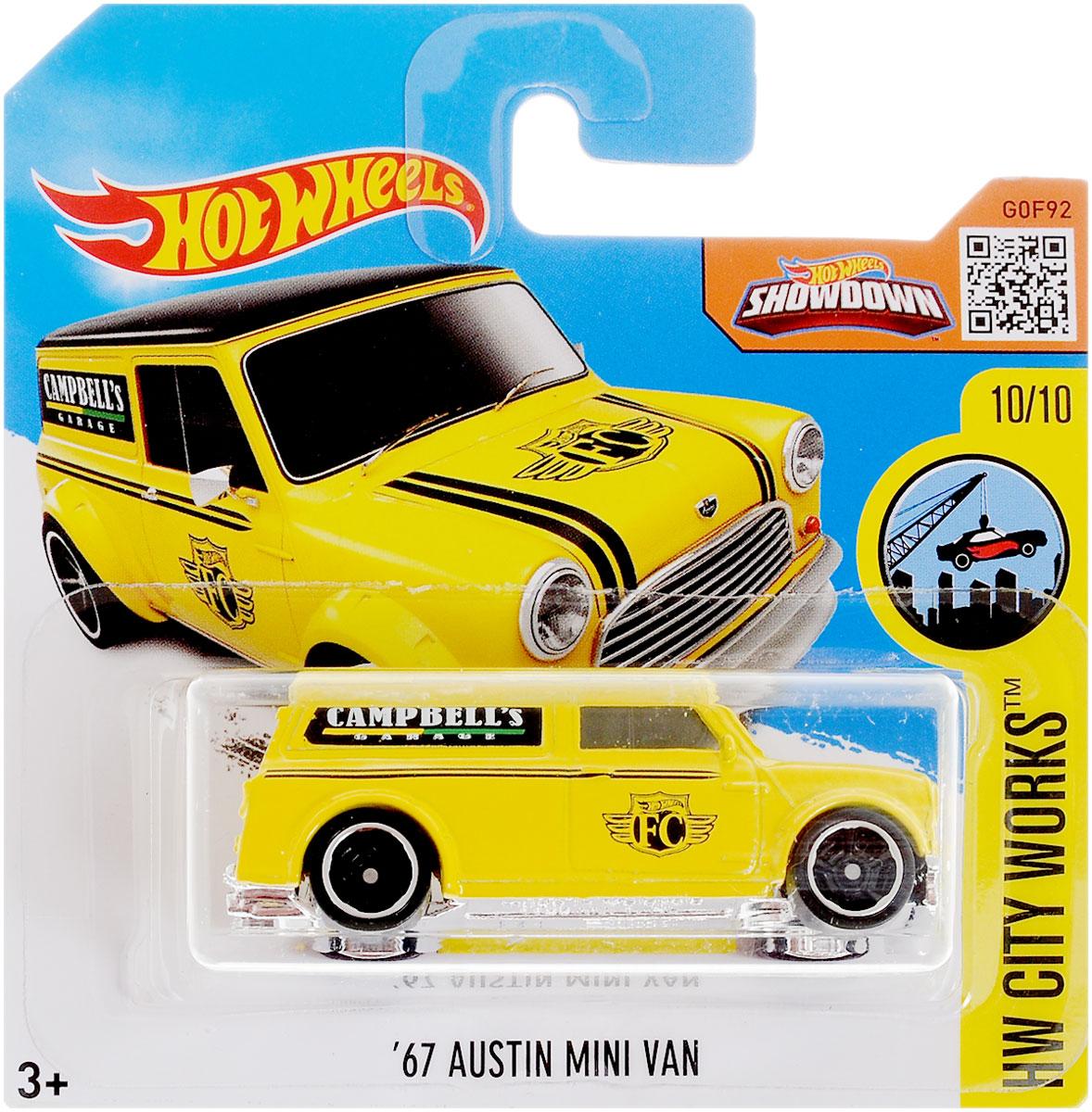 Hot Wheels Базовая машинка в ассортименте машинка hot wheels человек паук в ассортименте