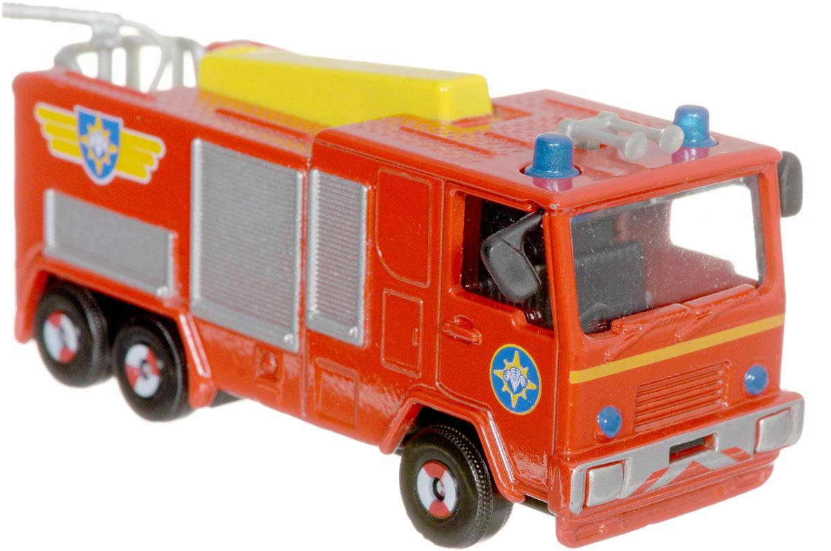 Dickie Toys Пожарная машина Jupiter сайт красная машина