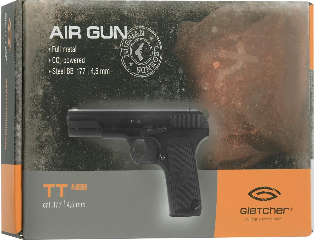 Пистолет пневматический Gletcher