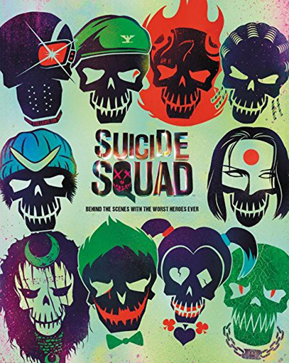Suicide Squad: Behind the Scenes with Worst Heroes Ever
