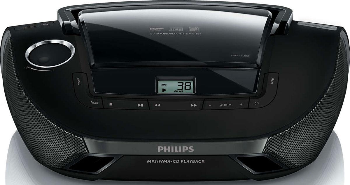 Philips AZ1837/12 магнитола - Магнитолы, радиоприемники