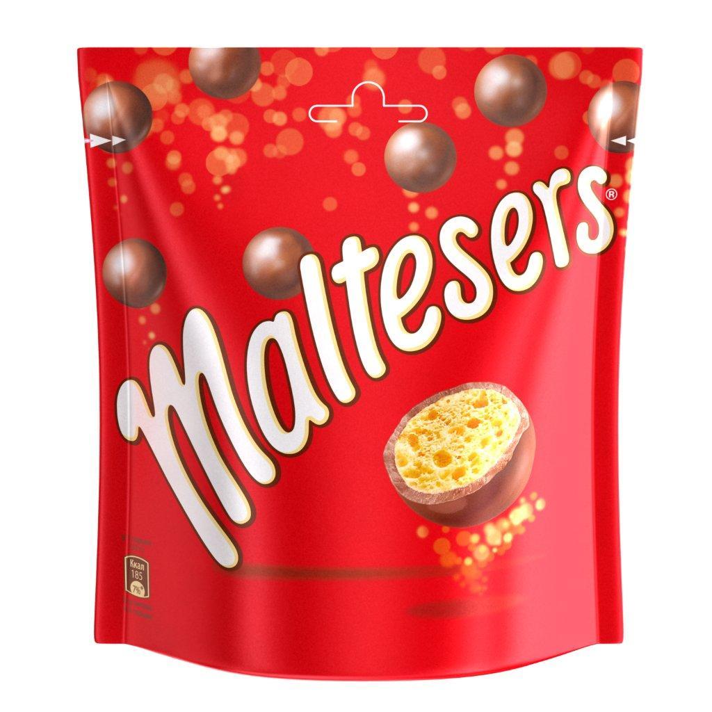 Maltesers Драже Шоколадные Шарики, 175 г79011003Драже Maltesers - это хрустящие шарики, покрытые молочным шоколадом. Maltesers - легкий взгляд на шоколад.