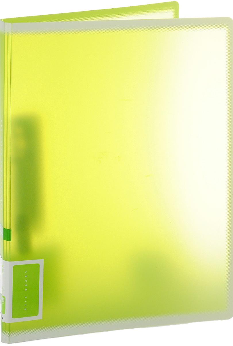 Kokuyo Папка c зажимом Coloree цвет салатовый828620Папка с зажимом Kokuyo Coloree предназначена для хранения документов и тетрадей. Она подойдет как для офисного работника, так и для студента или школьника. По форме это обычная папка формата А4, но она имеет прочный пластиковый зажим, который надежно зафиксирует ваши документы.Папка изготовлена из качественного пластика и всегда будет сохранять все ваши документы в чистом и опрятном виде.