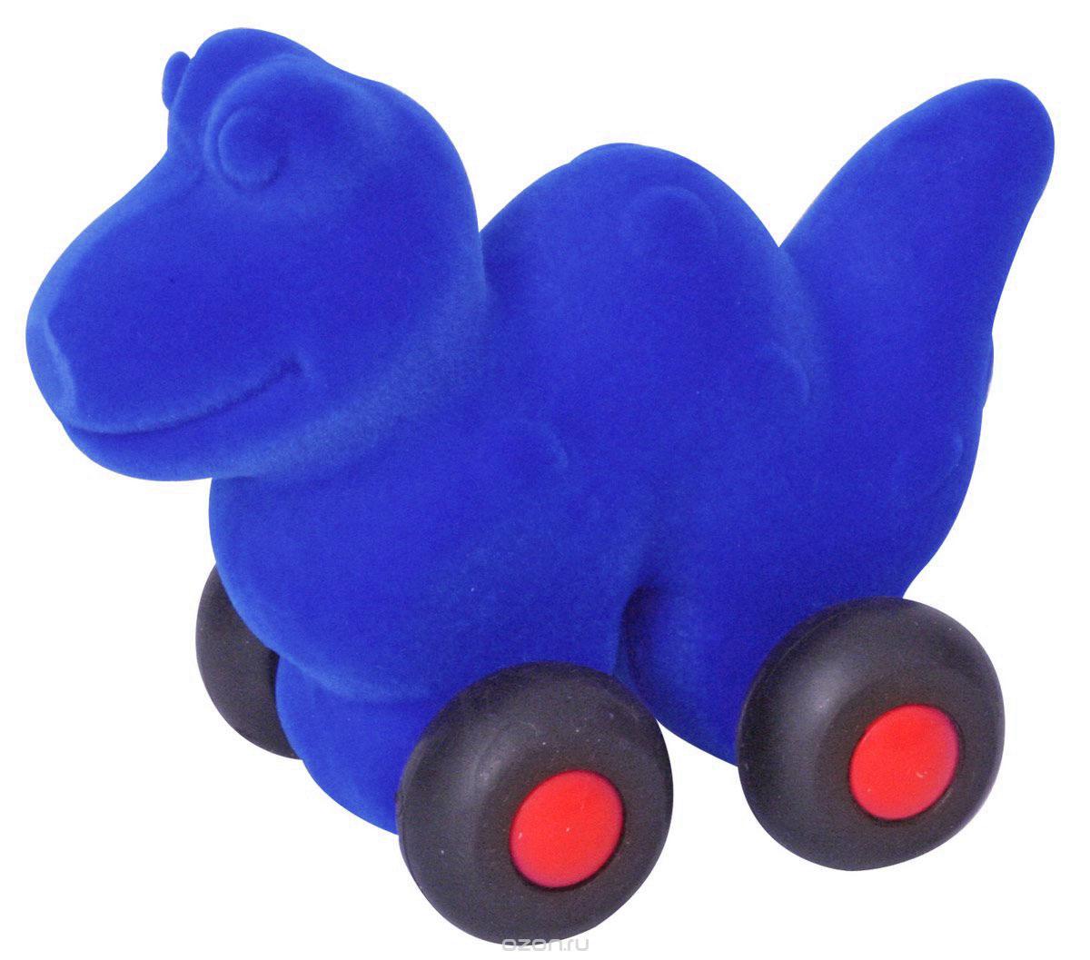 Rubbabu Фигурка функциональная Змея цвет синий