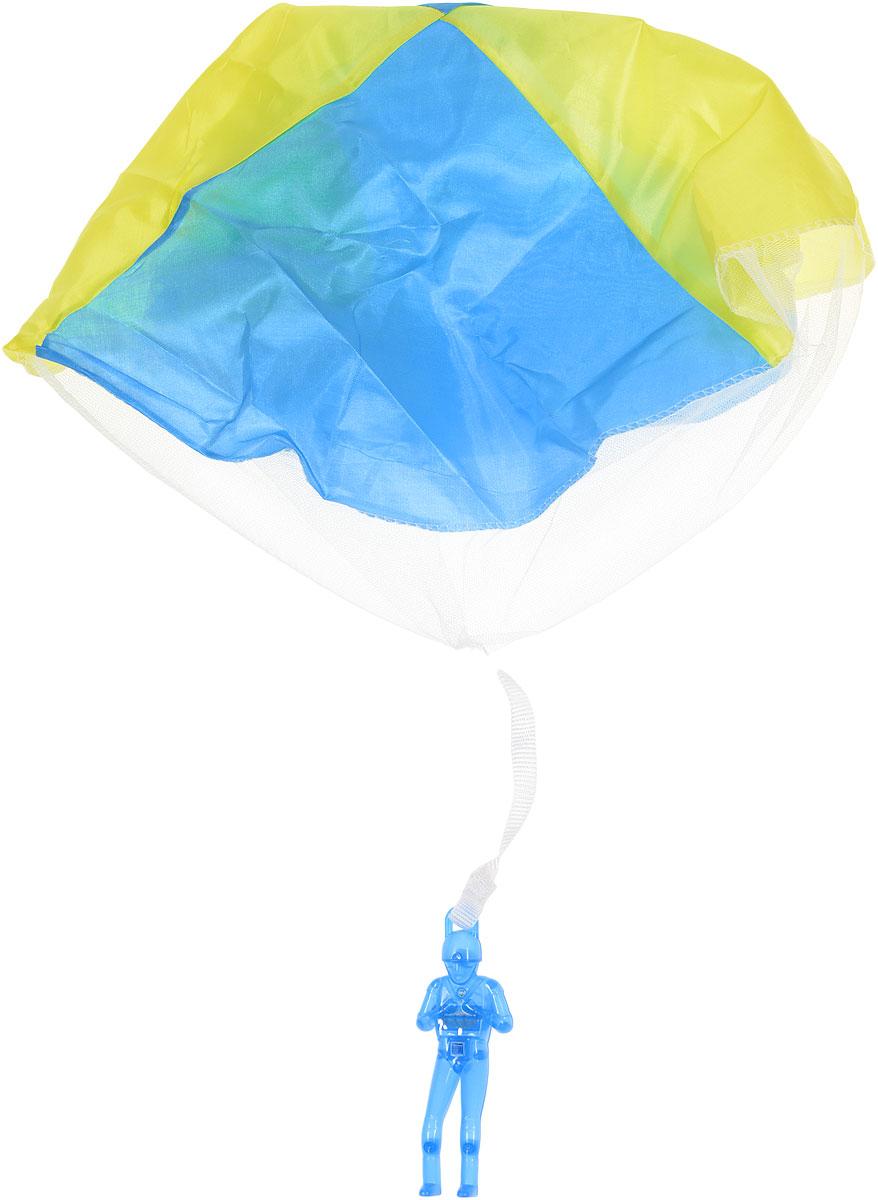 YG Sport Игра Светящийся парашютист цвет голубой игрушка veld co катер 57264