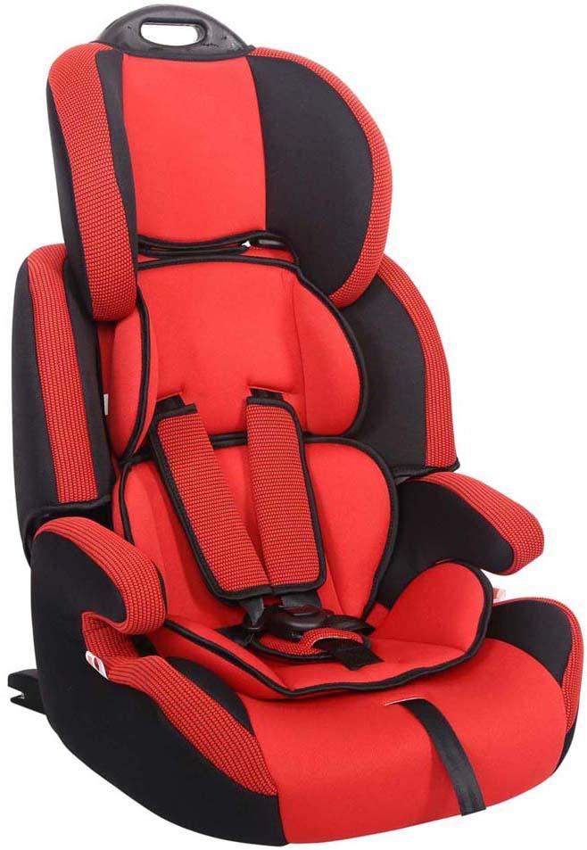 Siger Автокресло Стар IsoFix цвет красный круг надувной swimtrainer classic от 3 месяцев до 4 лет цвет красный 10110