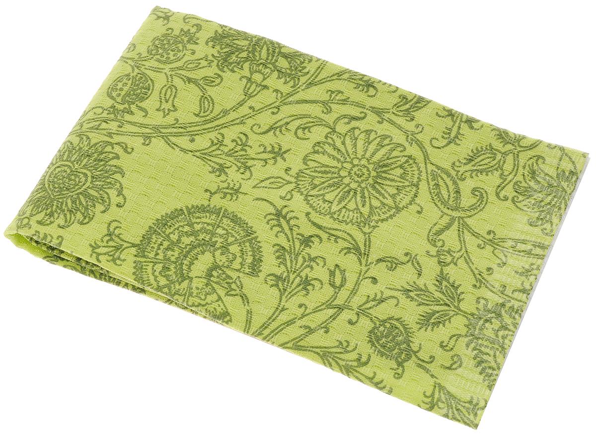 Полотенце кухонное Bonita Марципан, цвет: зеленый, 45 х 71 см полотенце кухонное bonita белые росы цвет белый бежевый 35 х 61 см