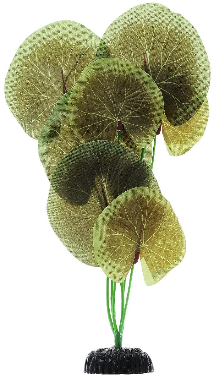 """Растение для аквариума Barbus """"Лотос"""", шелковое, высота 20 см"""