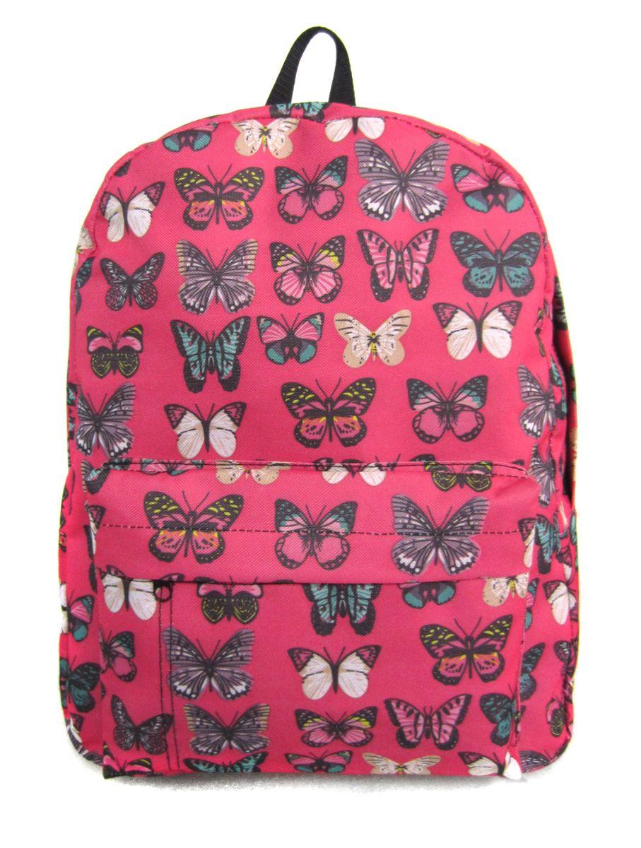 Рюкзак молодежный Creative Махаоны, цвет: розовый, 16 лGL-BC879Рюкзак молодежный Creative Махаоны - лаконичная и очень удобная модель, в которую поместится все: школьные принадлежности и завтрак, спортивная форма, любимые игрушки, ноутбук. Подвесная система позволяет регулировать лямки и тем самым адаптировать изделие под рост владельца. Мягкие лямки обеспечат комфорт даже при длительном ношении рюкзака. Внутреннее пространство рюкзака вместит всё необходимое. Благодаря текстильной ручке рюкзак можно повесить. Выполнен рюкзак из влагостойкой ткани. Это рюкзак универсален именно благодаря удобному и простому крою.