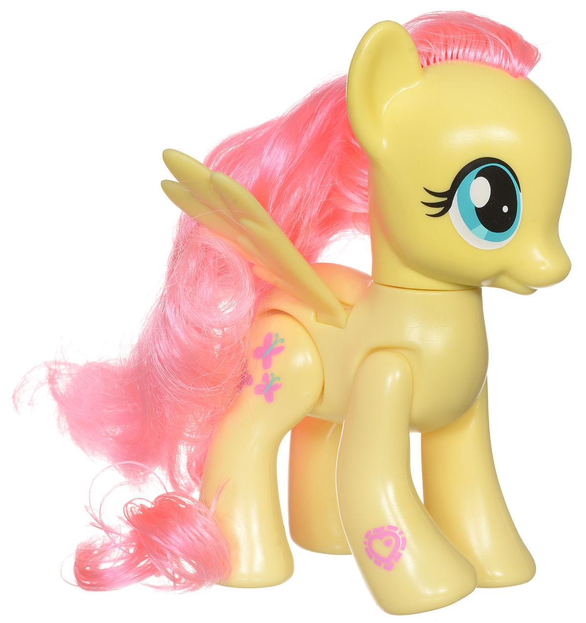My Little Pony Фигурка функциональная Fluttershy my little pony фигурка mr carrot cake