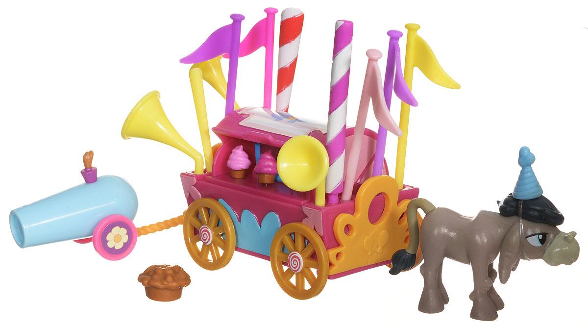 My Little Pony Набор фигурок Приветственный фургон май литл пони свит бокс