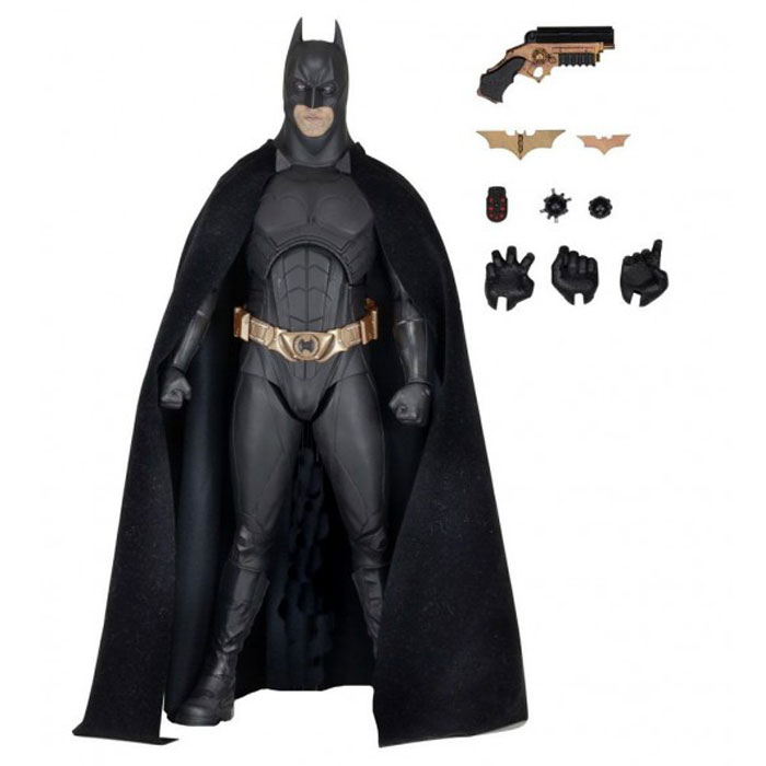 Batman Begins. Фигурка Batman Bale, Neca Inc.