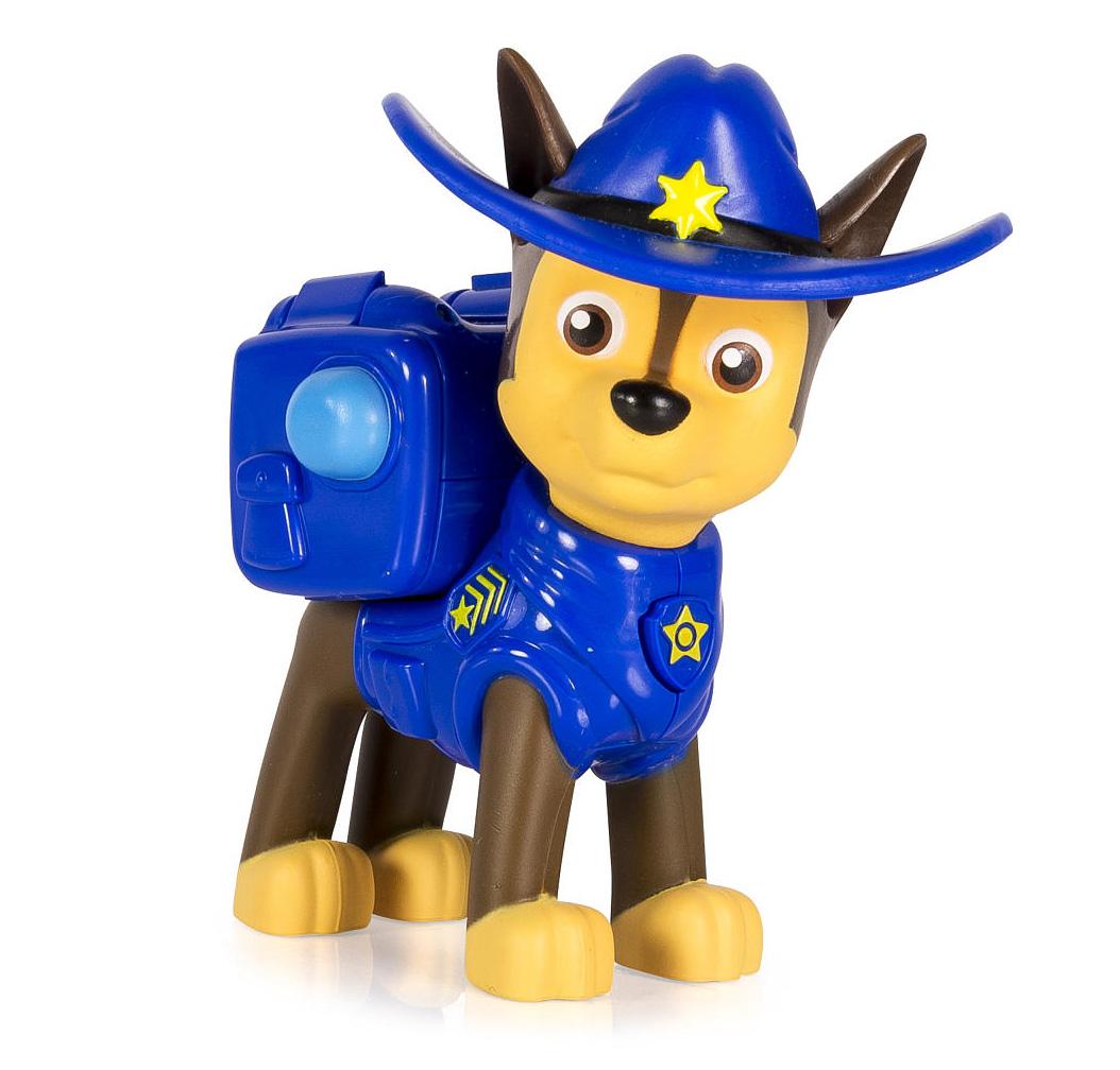 Paw Patrol Фигурка Cowboy Chase chase decomposing figures