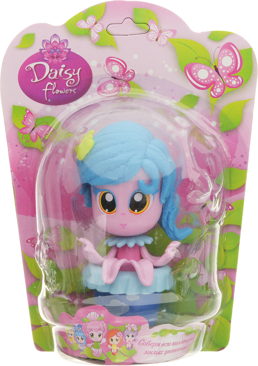 DaisyМини-кукла Цветочек цвет голубой Daisy