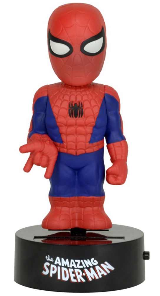 Marvel. Фигурка Spider-Man телотряс фигурка heroclix marvel classics ironman and black widow neca