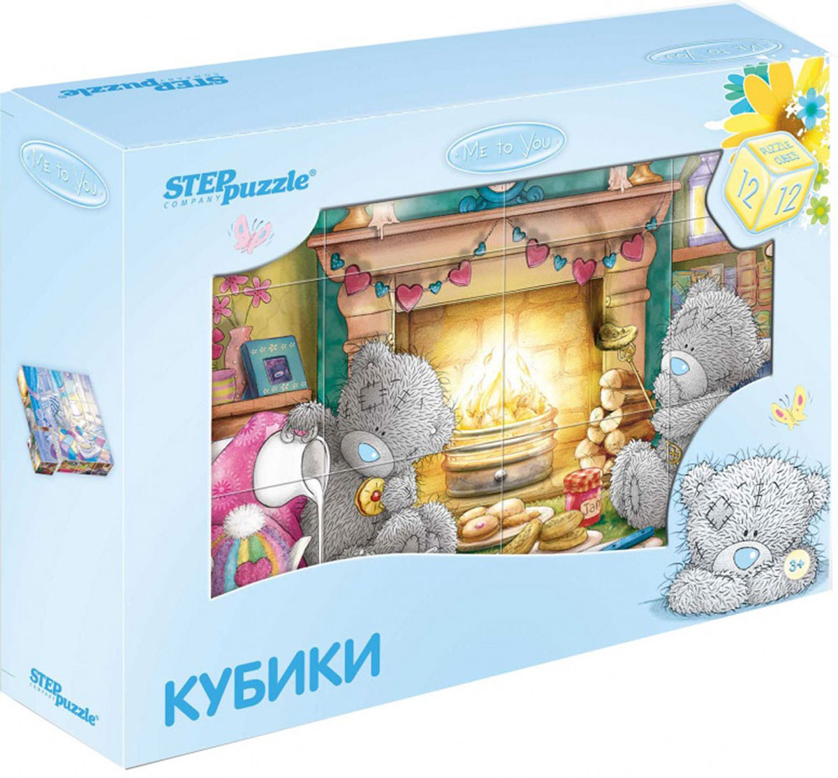 Step PuzzleКубики Me to You Step Puzzle