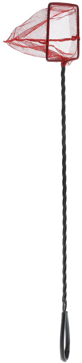 Сачок аквариумный Barbus, с инфракрасной сеткой, с удлиненной ручкой, 10 х 7,5 смAccessory 018Сачок Barbus предназначен для легкого извлечения рыб или остатков корма из аквариума. Изделие выполнено из металла со специальным пластиковым покрытием и оснащено удлиненной ручкой с петлей для подвешивания. Инфракрасная сетка из нейлона позволяет без труда поймать рыбу в сачок, так как основная их масса не воспринимает красный цвет. Такой сачок безопасен для рыб, устойчив к коррозии и долговечен.Размер сачка: 10 х 7,5 см. Длина ручки: 45 см.