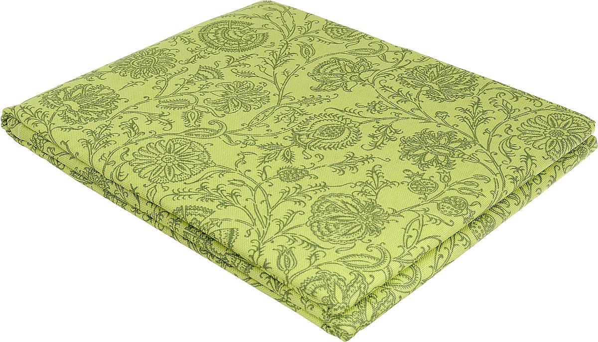 Скатерть Bonita Марципан, цвет: салатовый, зеленый, 145 х 220 см10010815714Великолепная скатерть Bonita Марципан, изготовленная из натурального хлопка, создаст атмосферу уюта и домашнего тепла в интерьере вашей кухни. Скатерть органично впишется в интерьер любого помещения, а оригинальный мотив удовлетворит даже самый изысканный вкус.В современном мире кухня - это не просто помещение для приготовления и приема пищи. Это особое место, где собирается вся семья и царит душевная атмосфера.