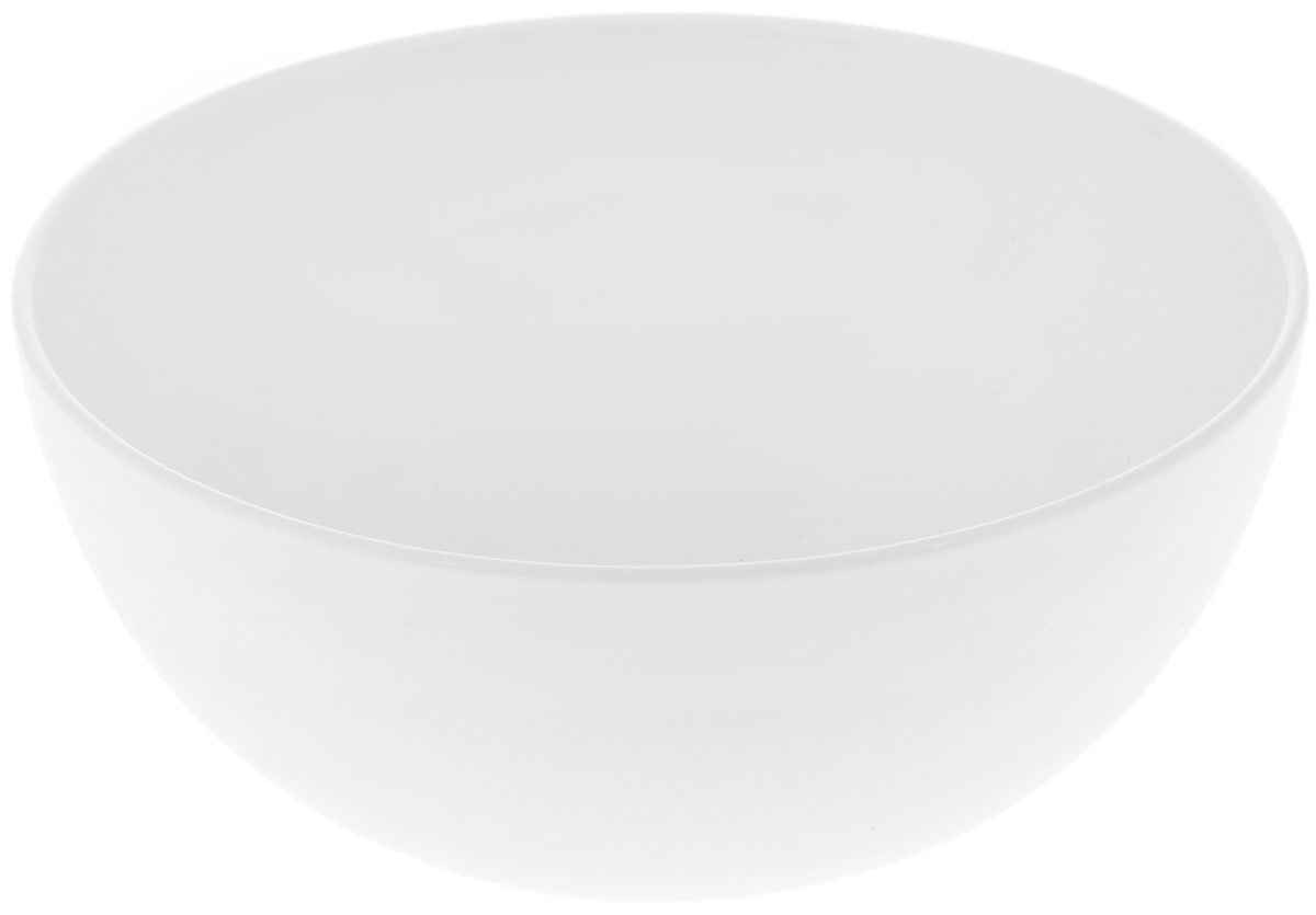 Салатник Wilmax, диаметр 14 см. WL-992 / AWL-992 / AСалатник Wilmax изготовлен из высококачественного фарфора с глазурованным покрытием. Материал легкий, тонкий, свет без труда проникает сквозь изделие. Посуда имеет роскошную белизну, гладкость и блеск достигаются за счет особой рецептуры глазури. Изделие обладает низкой водопоглощаемостью, высокой термостойкостью и ударопрочностью, а также экологичностью. Посуда долговечна и рассчитана на постоянное интенсивное использование. Гладкая непористая поверхность исключает проникновение бактерий, изделие не будет впитывать посторонние запахи и сохранит первоначальный цвет. Такой салатник прекрасно подойдет для подачи салатов, соусов, закусок. Он украсит ваш праздничный или обеденный стол, а оригинальный дизайн придется по вкусу и ценителям классики, и тем, кто предпочитает утонченность и изысканность.Можно мыть в посудомоечной машине и использовать в микроволновой печи.