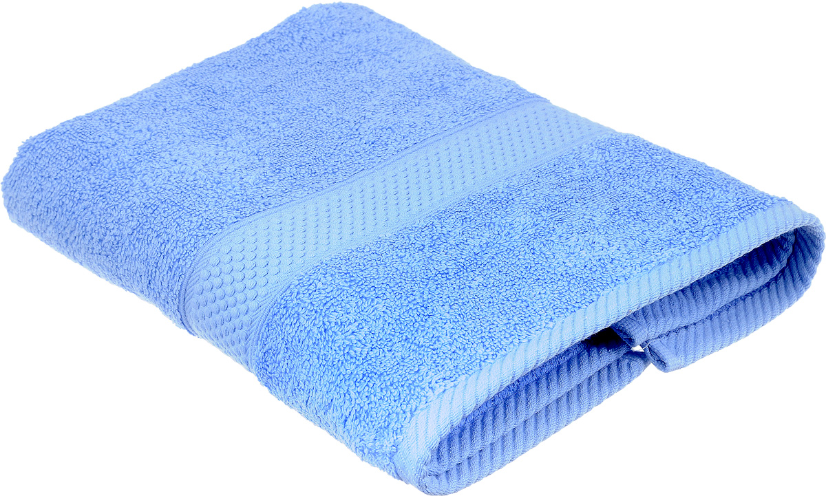 Полотенце Arya Miranda, цвет: голубой, 50 х 90 смF0002402_голубойПолотенце Arya Miranda выполнено из 100% хлопка. Изделие отлично впитывает влагу, быстро сохнет, сохраняет яркость цвета и не теряет форму даже после многократных стирок. Такое полотенце очень практично и неприхотливо в уходе. Оно создаст прекрасное настроение и украсит интерьер в ванной комнате.