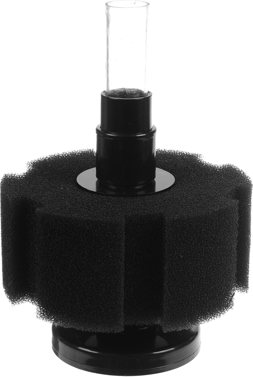 Аэро-фильтр многофункциональный универальный Barbus №2SB-2330Универсальный АЭРО-фильтр Barbus №2 можно применять в разных системах фильтрации, как самостоятельный фильтр, так и для первичнойили вторичной дополнительной фильтрации в сложной системе. Основными особенностями фильтра является бесшумная работа, большой эффектобогащения кислородом воды. Био-фильтрация происходит за счетразложения в порах губки вредных отходов, в результате чего фильтр идеально подходит для малявочников и разведения аквариумных рыбок.Рекомендуемый объем аквариумов: 20-60 л.Варианты использования фильтра: с компрессором, с водяной помпой, с внешним фильтром, с выносным фильтром.