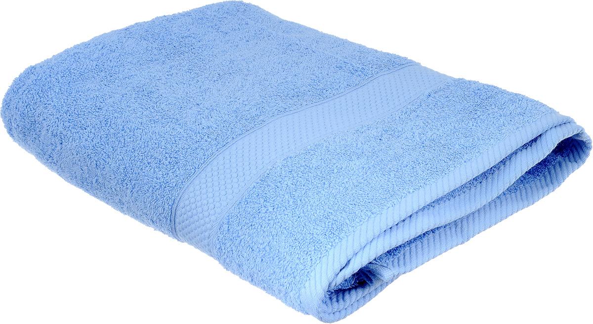 Полотенце Arya Miranda, цвет: голубой, 70 х 140 смF0002403_голубойПолотенце Arya Miranda выполнено из 100% хлопка. Изделие отлично впитывает влагу, быстро сохнет, сохраняет яркость цвета и не теряет форму даже после многократных стирок. Такое полотенце очень практично и неприхотливо в уходе. Оно создаст прекрасное настроение и украсит интерьер в ванной комнате.