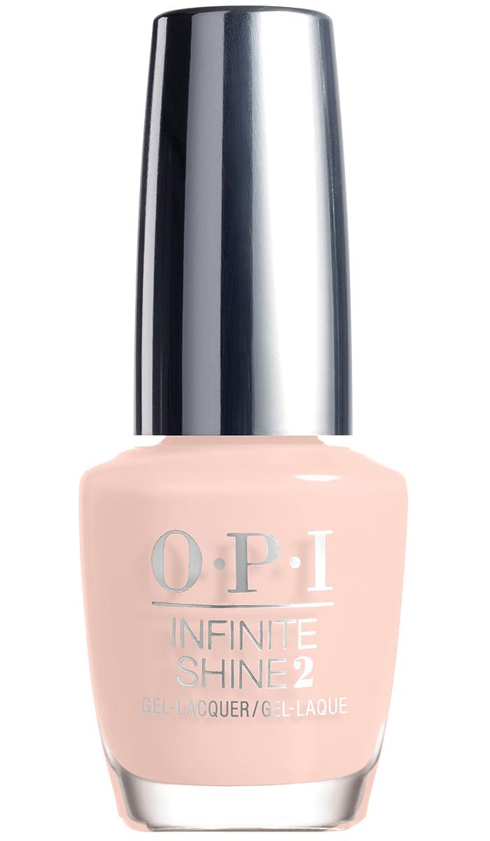 OPI Infinite Shine Лак для ногтей Staying Neutral on This One, 15 мл
