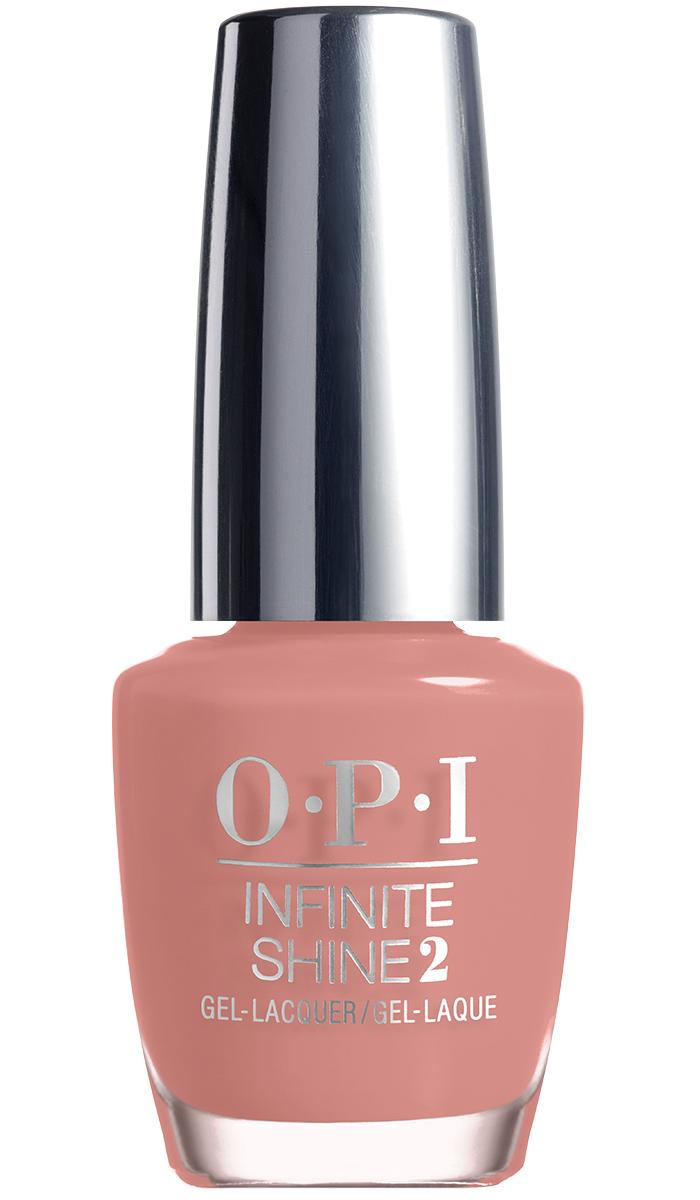 """OPI Infinite Shine Лак для ногтей Hurry Up & Wait, 15 млISL73""""Линия Infinite Shine была разработана в ответ на желание покупателей получить лаковые покрытия, по свойствам не уступающие гелевым, которые при этом имели бы самые модные оттенки, обладали уникальной формулой и носили культовые имена, которыми так знаменита компания OPI,"""" - объясняет Сюзи Вайс-Фишманн, соучредитель и исполнительный вице-президент OPI. """"Покрытие Infinite Shine наносится и снимается точно так же, как и обычные лаки для ногтей, однако вы получаете те самые блеск и стойкость, которые отличают гелевую формулу!"""" Палитра Infinite Shine включает в себя широкий спектр оттенков, от нейтральных до ярко-красных, оранжевых, розовых, а далее до темно-серых, синих и черного. Лаки Infinite Shine имеют запатентованную формулу. Каждый флакон снабжен эксклюзивной кистью ProWide™ для идеального нанесения."""