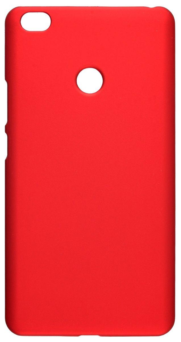Skinbox Shield Case 4People чехол для Xiaomi Mi Max, Red2000000093475Чехол Skinbox Shield Case 4People для Xiaomi Mi Max надежно защищает ваш смартфон от внешних воздействий, грязи, пыли, брызг. Он также поможет при ударах и падениях, не позволив образоваться на корпусе царапинам и потертостям. Чехол обеспечивает свободный доступ ко всем функциональным кнопкам смартфона и камере.