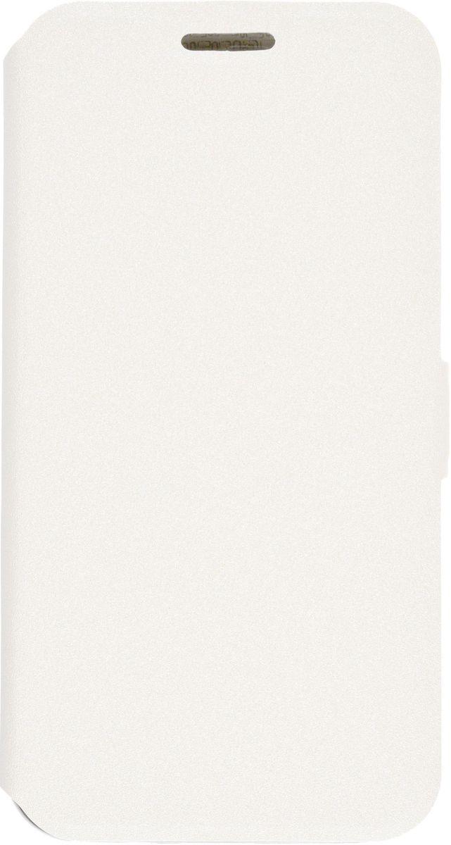 Prime Book чехол для Samsung Galaxy J3 (2016), White2000000092706Чехол Prime Book для Samsung Galaxy J3 (2016) выполнен из высококачественного поликарбоната и экокожи. Он обеспечивает надежную защиту корпуса и экрана смартфона и надолго сохраняет его привлекательный внешний вид. Чехол также обеспечивает свободный доступ ко всем разъемам и клавишам устройства.