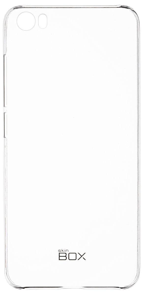 Skinbox Crystal 4People чехол для Xiaomi Mi5, Transparent2000000093413Чехол Skinbox Crystal 4People для Xiaomi Mi5 надежно защитит ваш смартфон от внешних воздействий, грязи, пыли, брызг. Он также поможет при ударах и падениях, не позволив образоваться на корпусе царапинам и потертостям. Чехол обеспечивает свободный доступ ко всем функциональным кнопкам смартфона и камере.