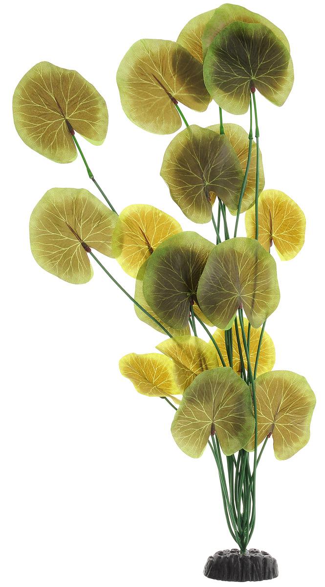 Растение для аквариума Barbus Лотос, шелковое, высота 50 см растение для аквариума barbus амбулия пластиковое высота 20 см