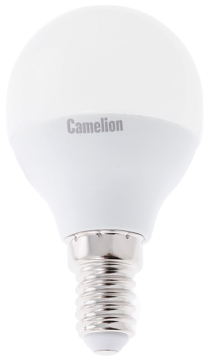 Лампа светодиодная Camelion, LED7-G45/830/E14