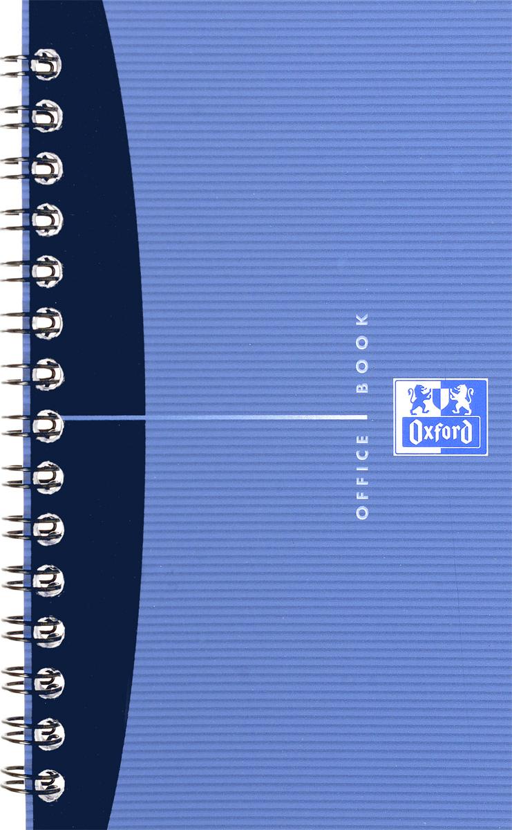 Oxford Тетрадь Essentials 50 листов в клетку цвет фиолетовый822568_фиолетовыйКрасивая и практичная тетрадь Oxford Essentials отлично подойдет для офиса и учебы. Тетрадь состоит из 50 белых листов с четкой яркой линовкой в клетку. Обложка тетради выполнена из плотного ламинированного картона. Удобный металлический гребень надежно удерживает листы. Также тетрадь имеет скругленные углы.