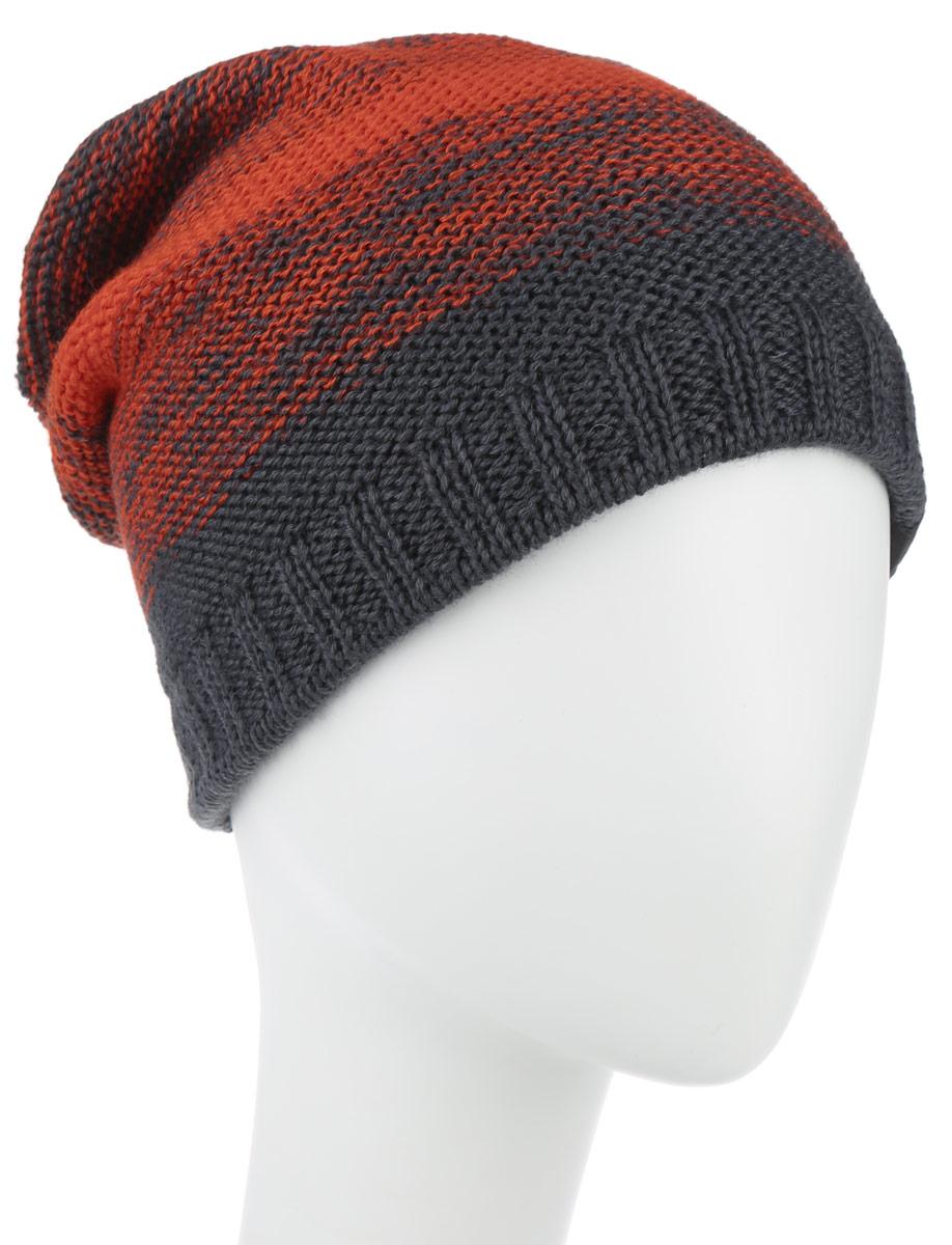 Шапка Jack Wolfskin Colorfloat Knit Cap, цвет: серый, оранжевый. 1904631. Размер M (54/57)1904631Оригинальная вязаная шапка Jack Wolfskin Colorfloat Knit Cap, которая надежно защитит вас от холода. Выполнена из акрила и шерсти с подкладкой из микрофлиса. Очень легкая, приятная на ощупь модель обеспечивает хорошую теплоотдачу. Такой эффект дает пряжа из синтетического волокна. Чтобыдополнительно защитить от холода уши, край шапки отворачивается и образует поля. Модель оформлена контрастным принтом, на резинке дополнена нашивкой с названием бренда. Шапка - не только теплый головной убор, но и изящный аксессуар. Она подчеркнет ваш стиль ииндивидуальность!